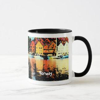 Tasse de Bergen Norvège