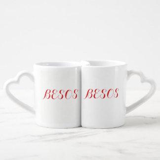 Tasse de Besos (baisers)
