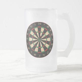 Tasse de bière de cible