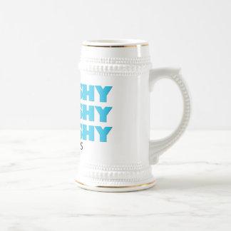 Tasse de bière de Splooshy Splooshy Splooshy
