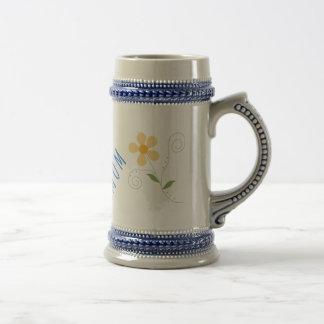 Tasse de bière de Stein