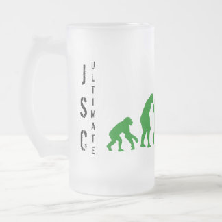 Tasse de bière finale de JSC
