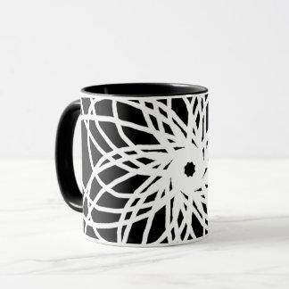 Tasse de Black&White pour un café élégant