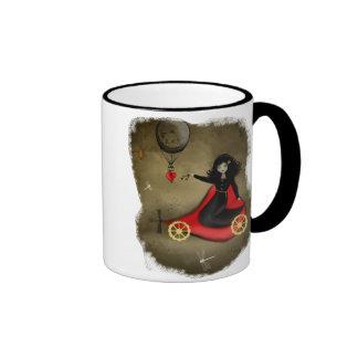 Tasse de boisson de Steampunk Valentine