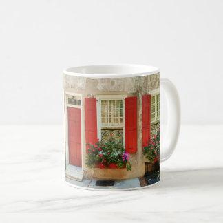 Tasse de boîte de fleur de Charleston