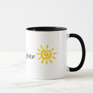 Tasse de Bonjour