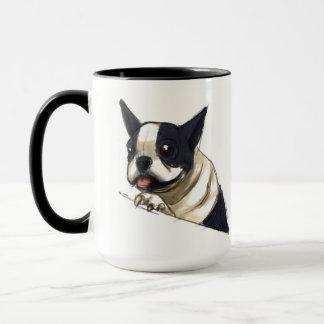 Tasse de Boston Terrier