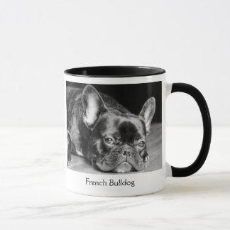 Tasse de bouledogue français
