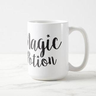 Tasse de breuvage magique magique