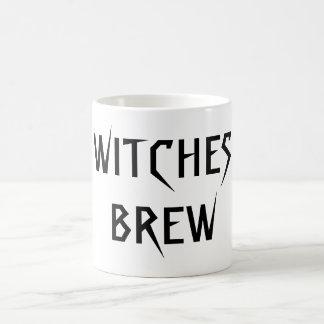 Tasse de Brew de sorcières
