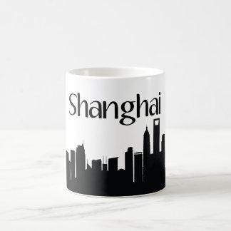Tasse de cadeau de point de repère de Changhaï,