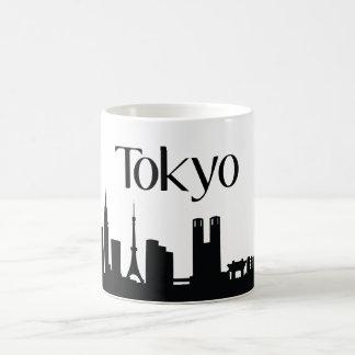 Tasse de cadeau de point de repère de Tokyo, Japon