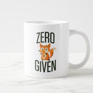 Tasse de café 20oz donnée par Fox zéro