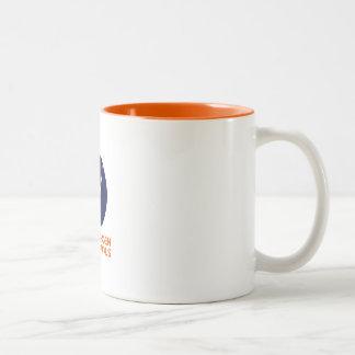 Tasse de café avec le logo de Copenhague