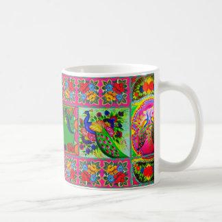 Tasse de café avec le nom - inspiré par art de
