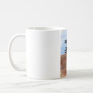 Tasse de café bonjour de piaulement Tom