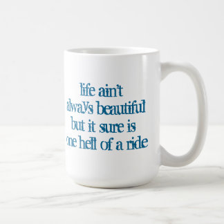 Tasse de café changeante des ruelles 15oz