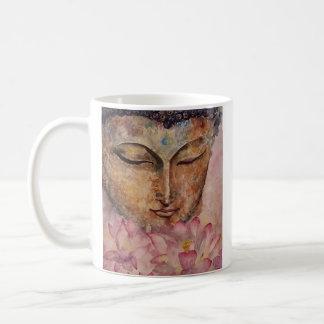 Tasse de café classique d'art d'aquarelle de