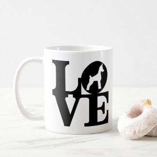 Tasse de café classique de Pin de minute d'AMOUR