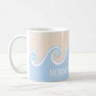 """Tasse de café classique """"sous la tasse de Sippy de"""