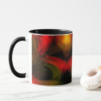 """Tasse de café combinée changeante de """"esprit"""""""