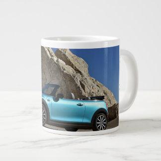 Tasse de café convertible de Mini Cooper
