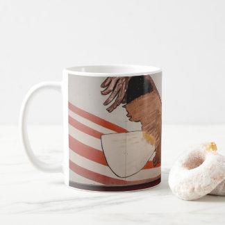 tasse de café criarde d'aigle !
