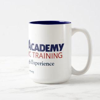 Tasse de café d'académie d'EMT