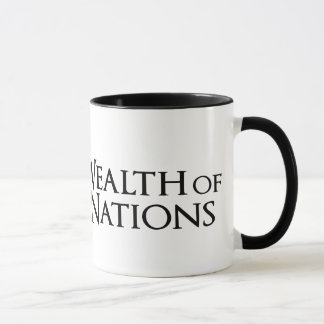 Tasse de café d'Adam Smith