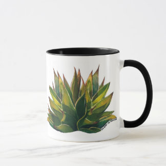 Tasse de café d'agave