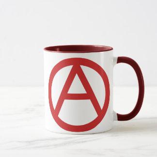 Tasse de café d'anarchie