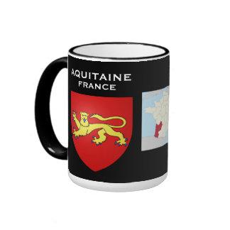 Tasse de café d'Aquitaine* France