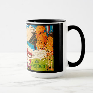 Tasse de café d'Aspen