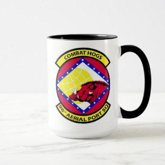 Tasse de café de 96 d'aps porcs de combat