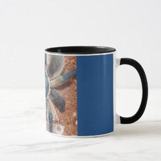 Tasse de café de balfouri de Monocentropus