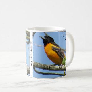 Tasse de café de Baltimore Oriole par