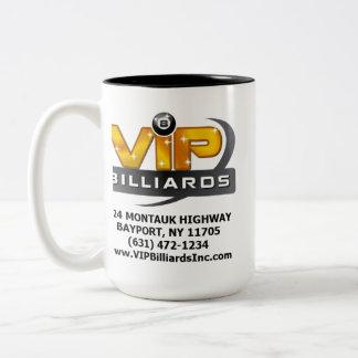Tasse de café de billards de VIP