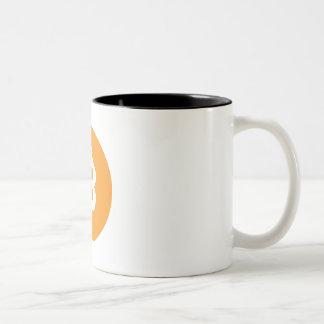 Tasse de café de Bitcoin