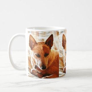 Tasse de café de boomer