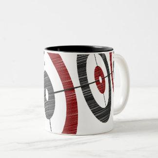 Tasse de café de bordage de Chambres