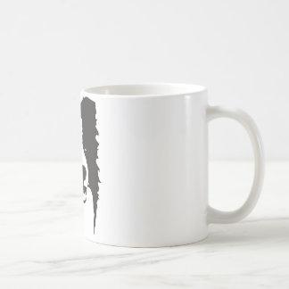 Tasse de café de border collie
