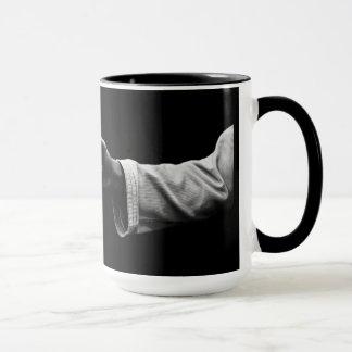 Tasse de café de bosse