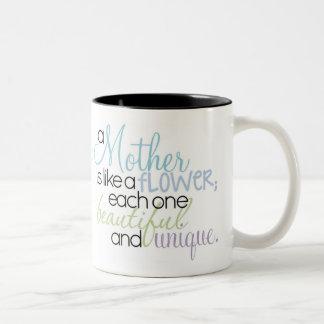 tasse de café de cadeau du jour de mère