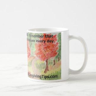 Tasse de café de Caregiving