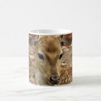 Tasse de café de cerfs communs de Bambi