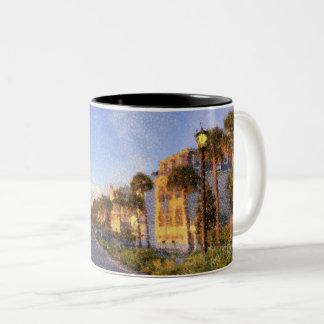 Tasse de café de Charleston, la Caroline du Sud
