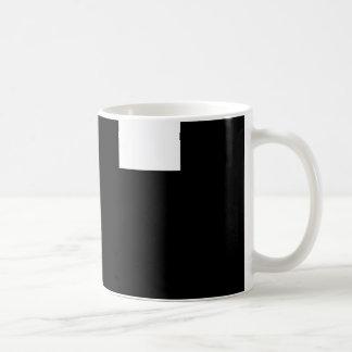 Tasse de café de collier de prêtre