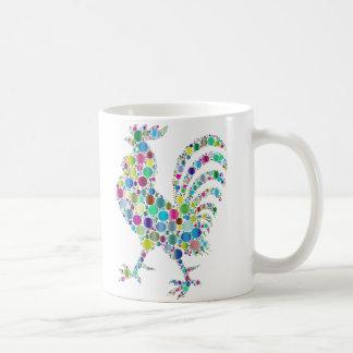 Tasse de café de coq