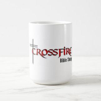 Tasse de café de courant perturbateur
