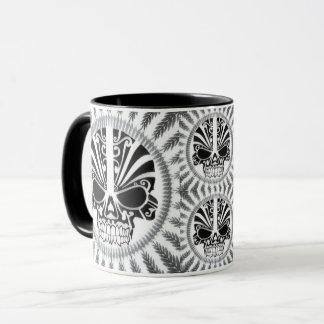tasse de café de crâne